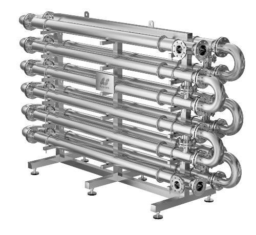 Теплообменники труба в трубе ST