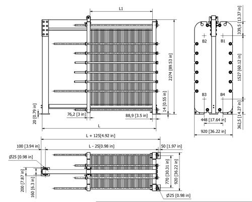 Схема теплообменника S113