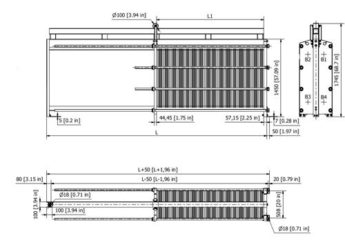 Схема теплообменника S41